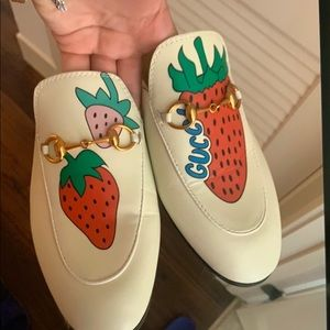 Gucci flats shoes